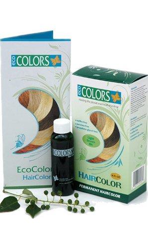 EcoColor Haircolor Ingredients San Diego